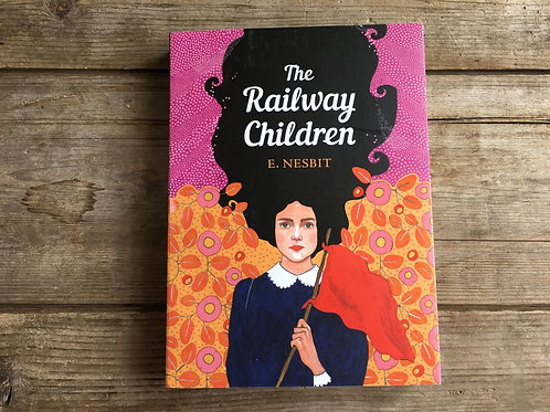 The Railway Children by E. Nesbit Paperback Unabridged Book
