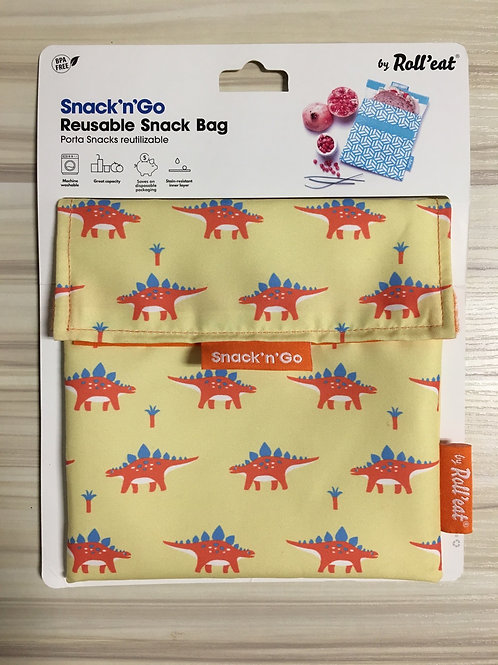 Snack'n'Go Reusable Snack Bag