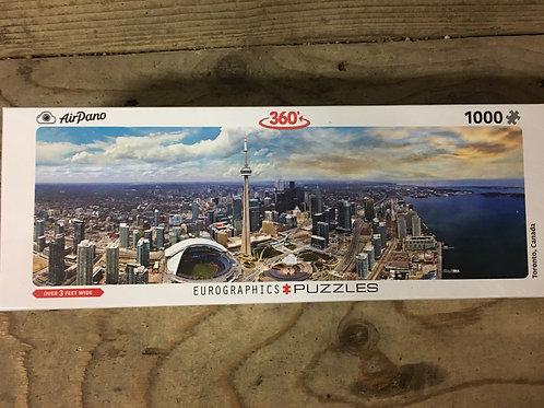 Toronto - 1000 Piece Panoramic Puzzle