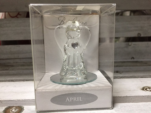 Birthstone Angel - April