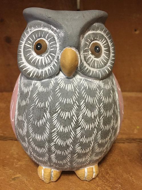 "4.25"" Concrete Owl"