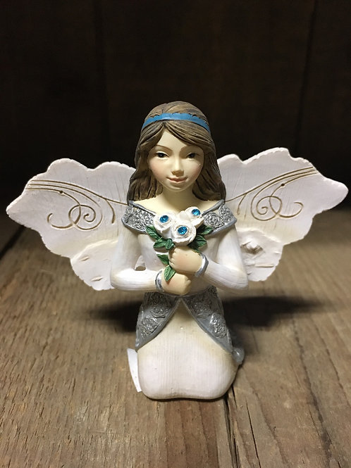 Birthstone Angel - December