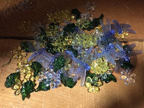 Acrylic Vase Filler