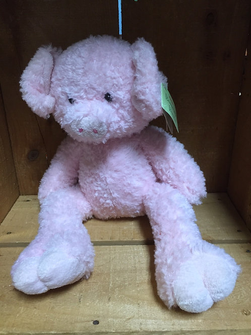 "10"" Pig Beanstalk Plush Stuffed Animal"