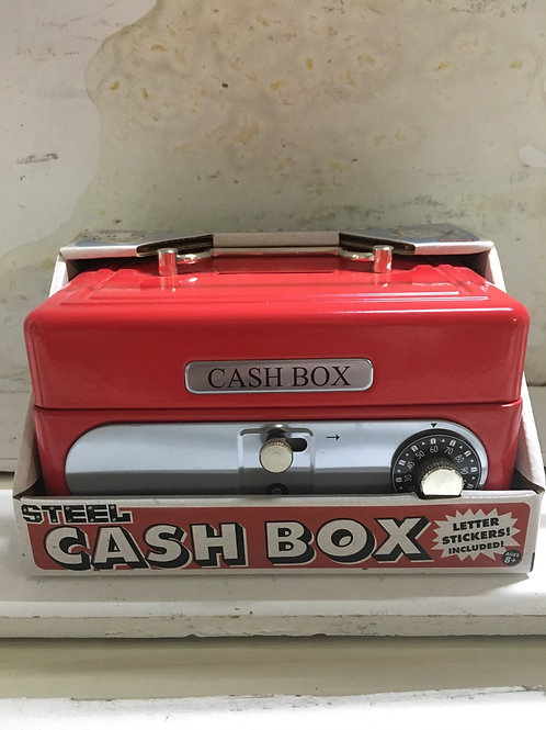Cash Box Piggy Bank