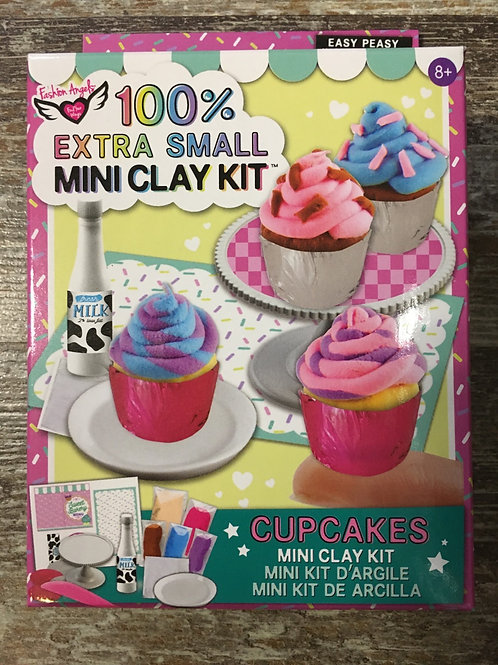 100% Extra Small Cupcakes Mini Clay Kit by Fashion Angels Enterprises