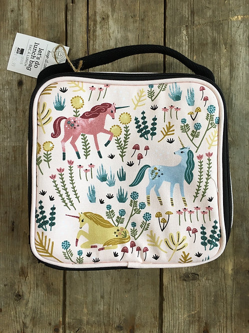 Unicorn Let's do Lunch Litterless Lunchbag by Now Designs
