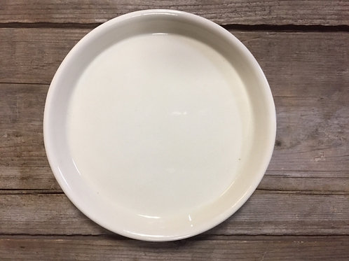"""5"""" x 5"""" Ceramic Nibble Plate or Candle Holder by Abbott"""
