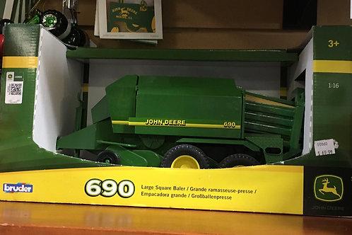 690 Large Square John Deere Baler