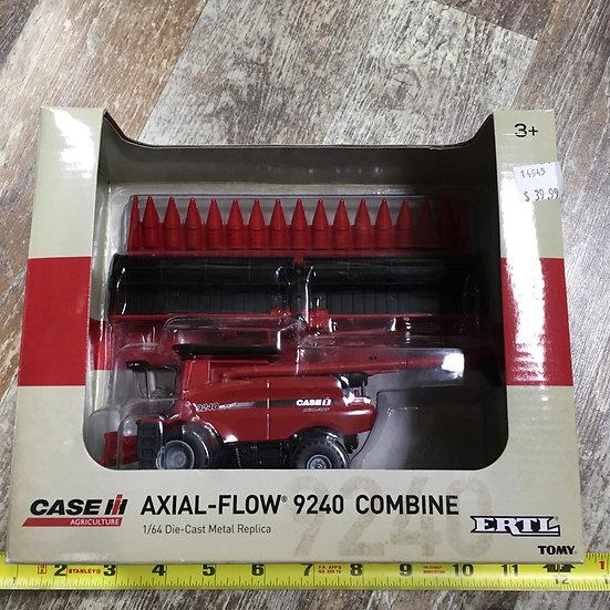 Case Axial -Flow 9240 Combine