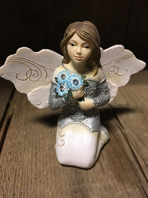 Birthstone Angel - April