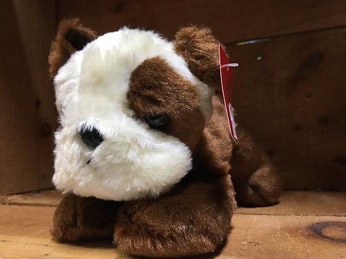 "7"" Semper Fi the Dog Aurora Brand Plush Stuffed Animal"