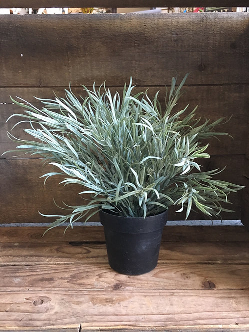 """10"""" x 10"""" x 7"""" Plastic Fake Plant by GiftCraft"""