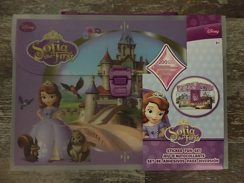Sophia the First Sticker Activity Kit