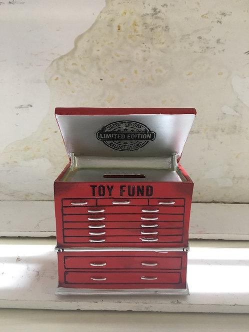 Toy Fund Piggy Bank