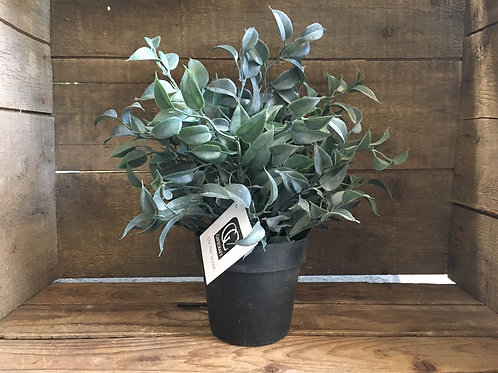 """10.5"""" x 9"""" x 7"""" Plastic Fake Plant by GiftCraft"""