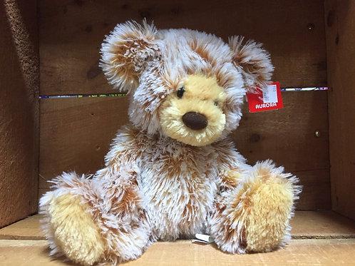 "10"" Caramel Bear Plush Stuffed Animal"
