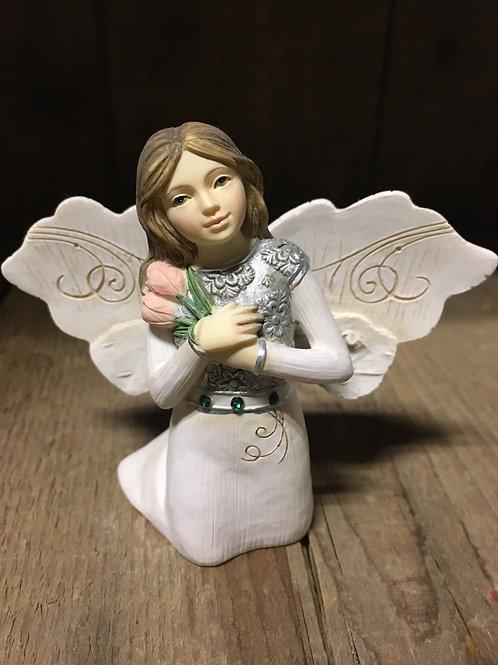Birthstone Angel - May