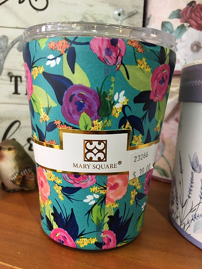 Mary Square Coffee Cup