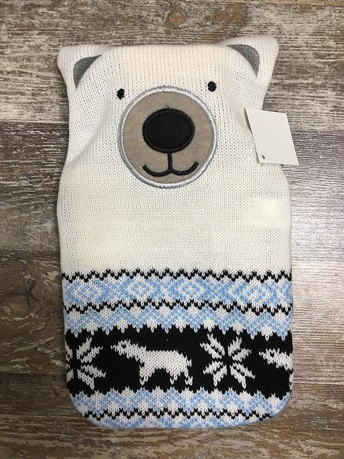1L Hot Water Bottle - Polar Bear