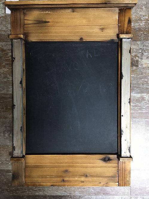 Wood Framed Chalkboard