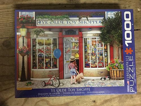 Ye Olde Toy Shoppe - 1000pc Eurographic