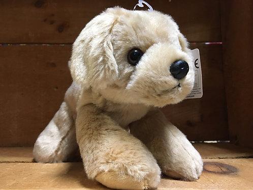 "7"" Golden the Dog Aurora Brand Plush Stuffed Animal"