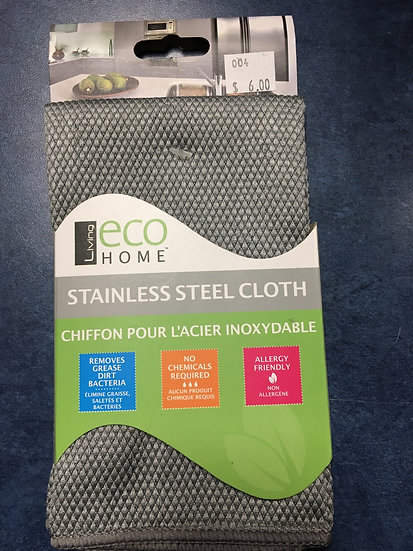 ECO Home Stainless Steel Cloth