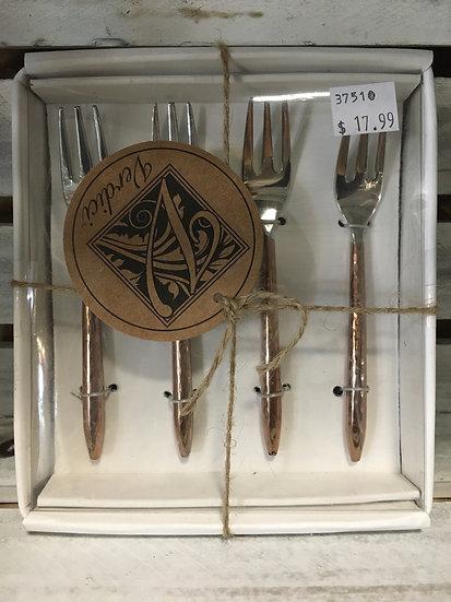 Mini Serving Fork Set