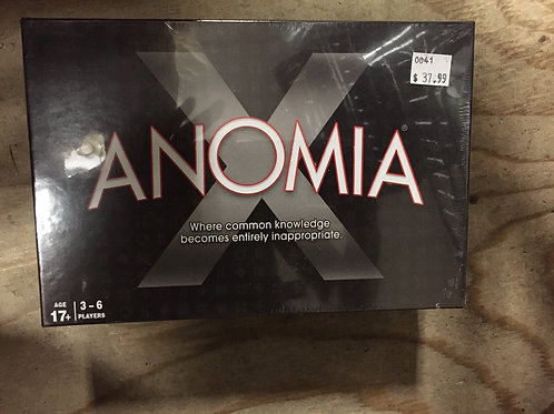 Anomia X (17 and up)