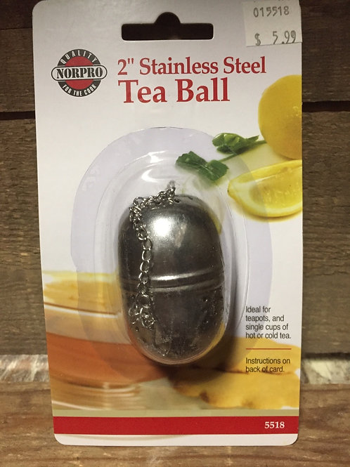 """2"""" Stainless Steel Tea Ball by NorPro"""