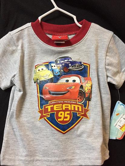 Infant Cars Tshirt