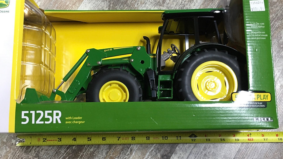 John Deere  5125R Tractor with Loader