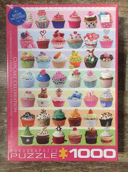 Cupcakes - 1000 Piece Puzzle