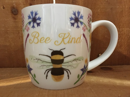 """Bee Kind"" Mug by Now Designs"