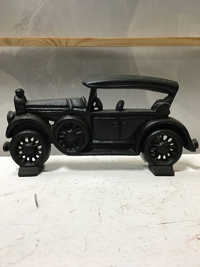 Cast Iron Car Doorstop