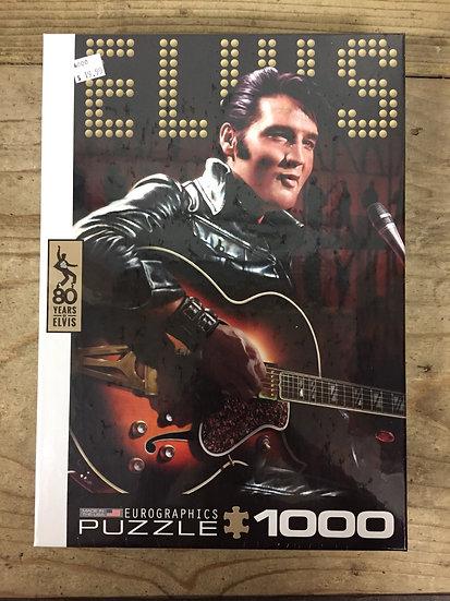 Elvis - 1000pc Eurographic Puzzle