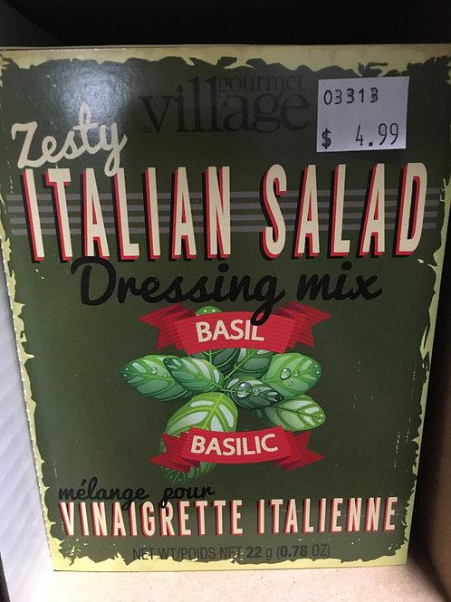 Zesty Italian Salad Dressing Mix