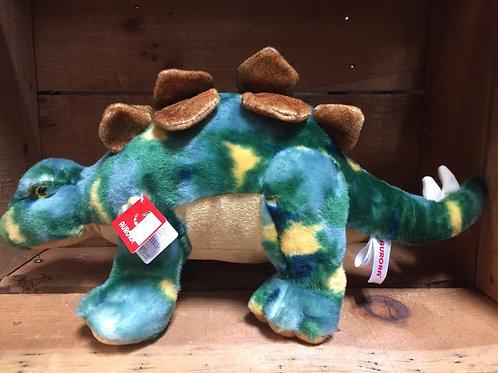 "17"" Stegosaurus Plush Stuffed Animal"