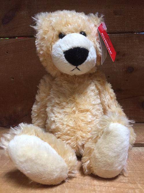 "6"" Tan Slouchee Bear Plush Stuffed Animal"