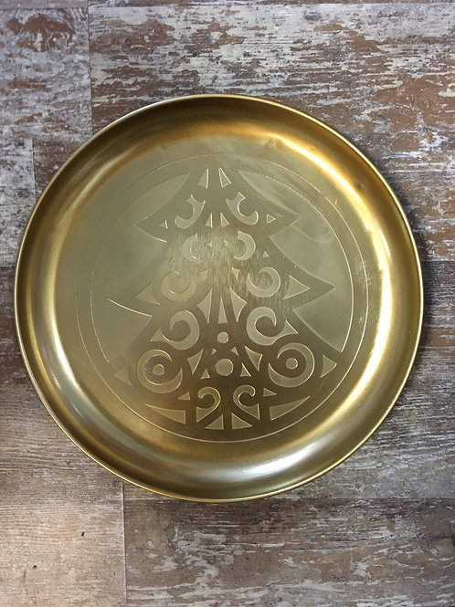 "12"" Metal Tray"