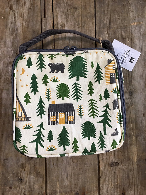 Wild & Free Let's do Lunch Litterless Lunchbag by Now Designs