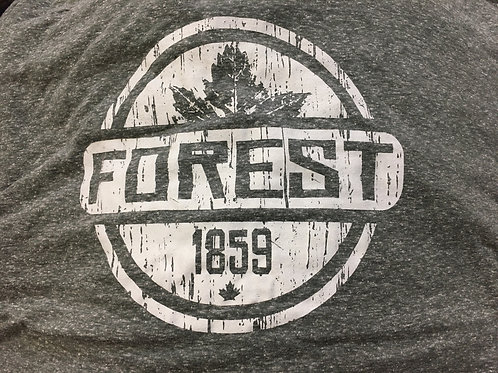 Adult Forest T-Shirt - Grey