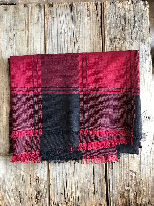 """60"""" x 30"""" Polyester and Acrylic Scarf by Avenue 9 for GiftCraft"""