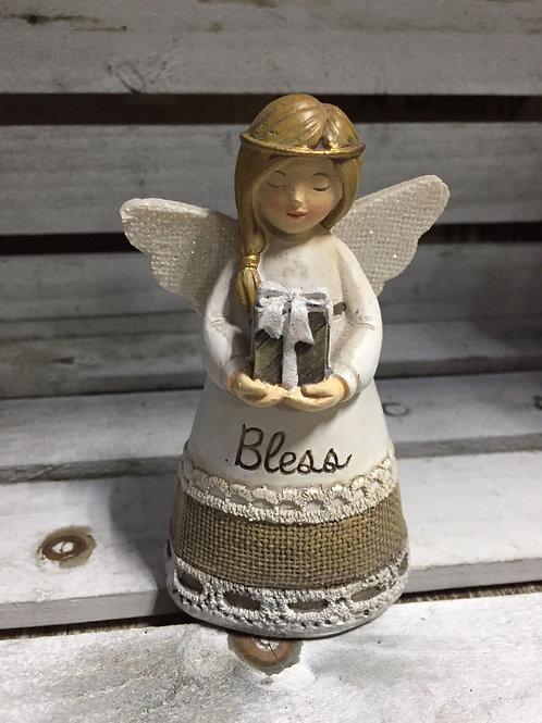 Angel Figurine - Bless