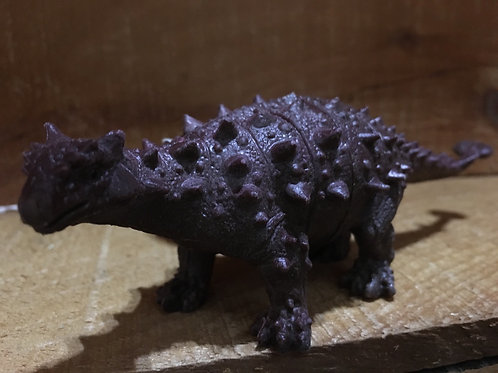 "6"" x 2"" Plastic Dinosaur Toy"