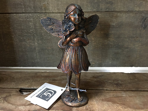 """6"""" x 3.5"""" x 1.65"""" Fairy Garden Statue by GiftCraft - Final Sale"""