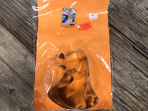 Set of 2 Halloween Cookie Cutters