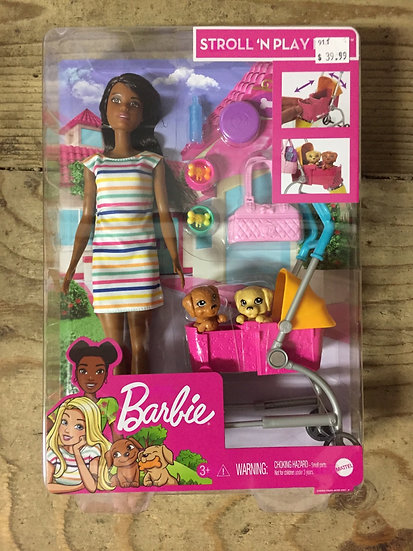 Barbie Stroll n Play