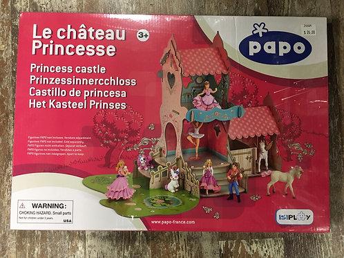 33 Piece  Princess Castle Puzzle